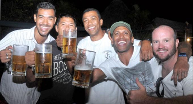 German Beer Fest Rocks Vuda Marina