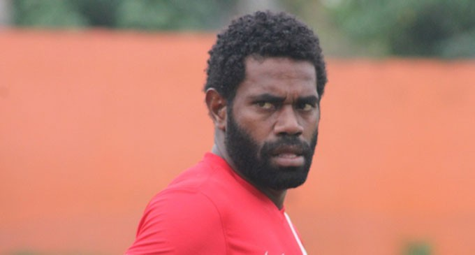 Vakatalesau Plays First Match For Amicale