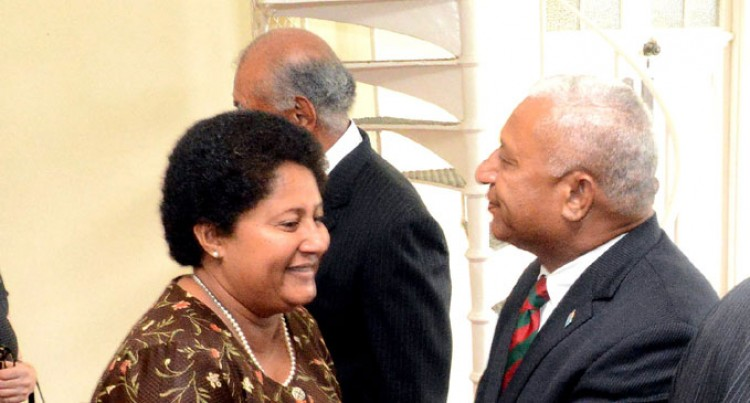 Full Cabinet: Bainimarama