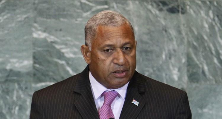 PM Bainimarama In London For Sugar Meet