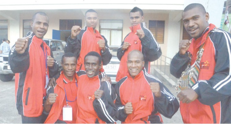 PNG Reps Gear Up