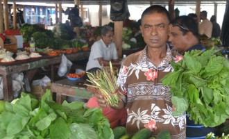 Market Vendors Getting Worried