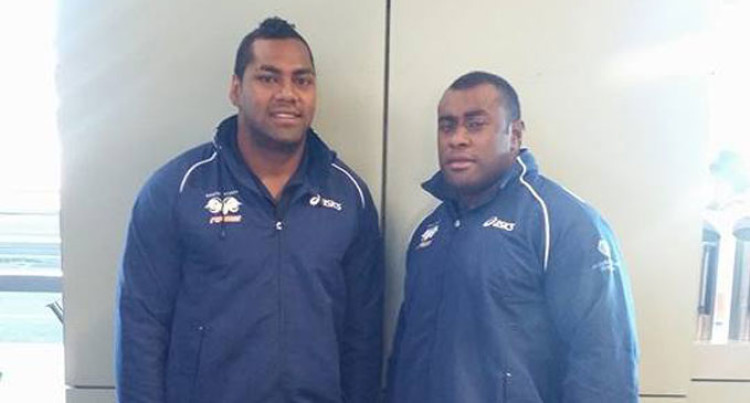 Ravai, Taqele Team Up For Rams