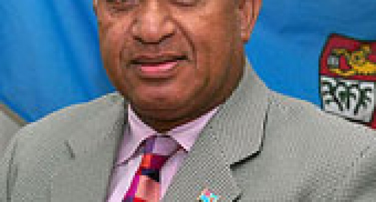 PM Bainimarama's Pledge On Security And Safety
