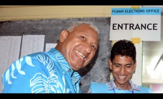 Bainimarama The Man