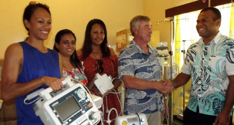 Hospital Receives A Boost