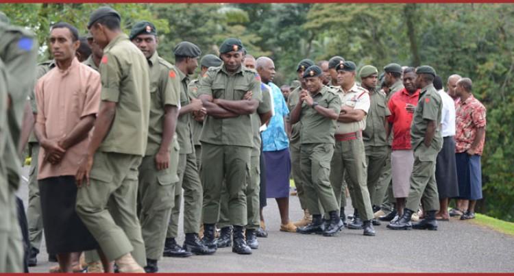 'No Division At RFMF'