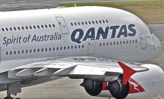 Qantas Biggest Aircraft Goes On Longest Route