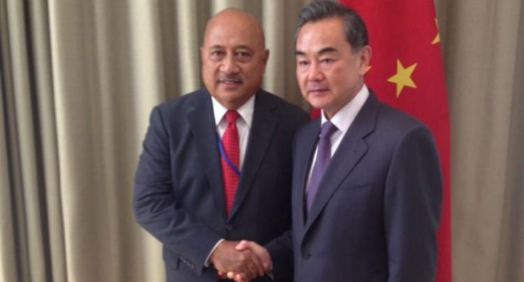 Fiji, China  Relations  Stronger