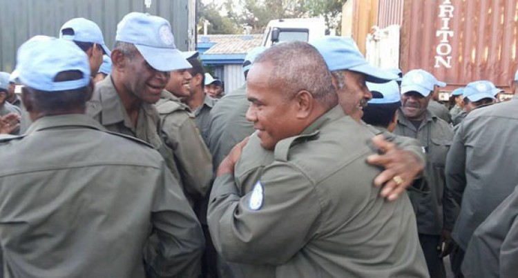 Release Of Fijian Peacekeepers Statement