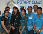Dr Adip Joins Labasa Rotarians