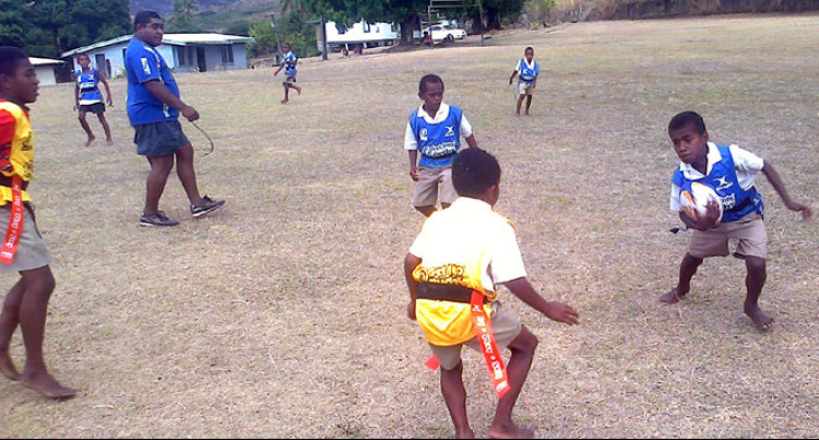 Rugby In Rural Schools
