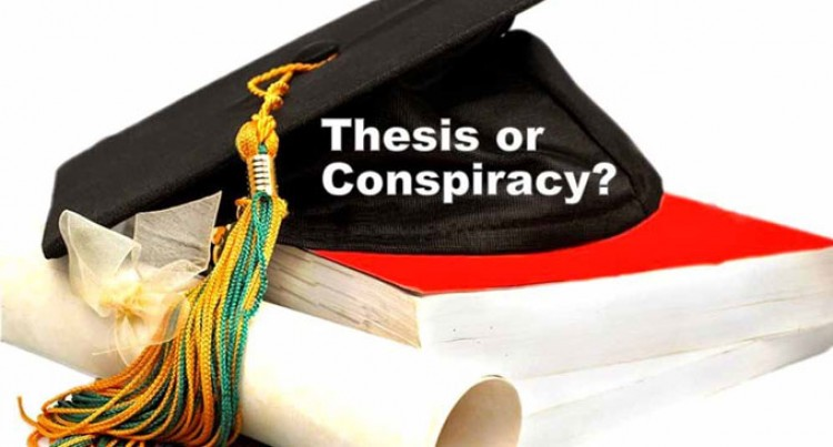The Sayed-Khaiyum Thesis Conspiracy Theory