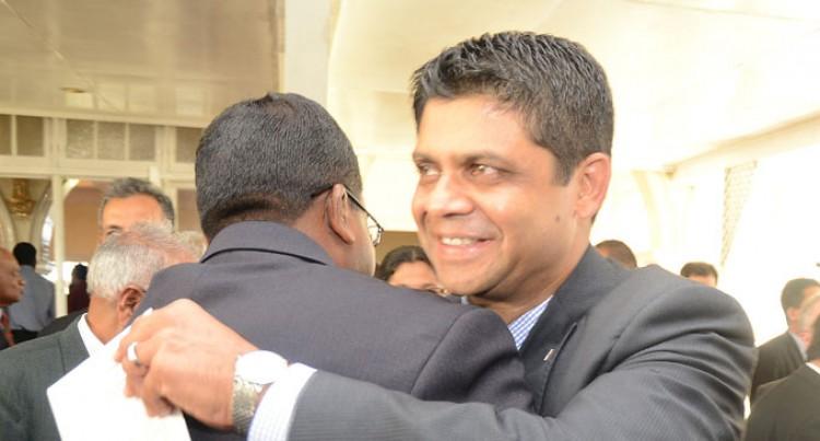 Reform is Key: Sayed-Khaiyum