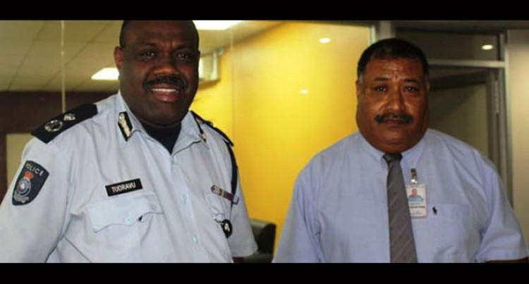 Raibe Is MSG Peacekeeping Officer