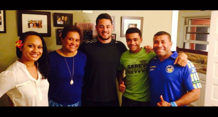 Hayne Teams Up With Serevi, Seahawks