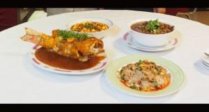 Sichuan-menu