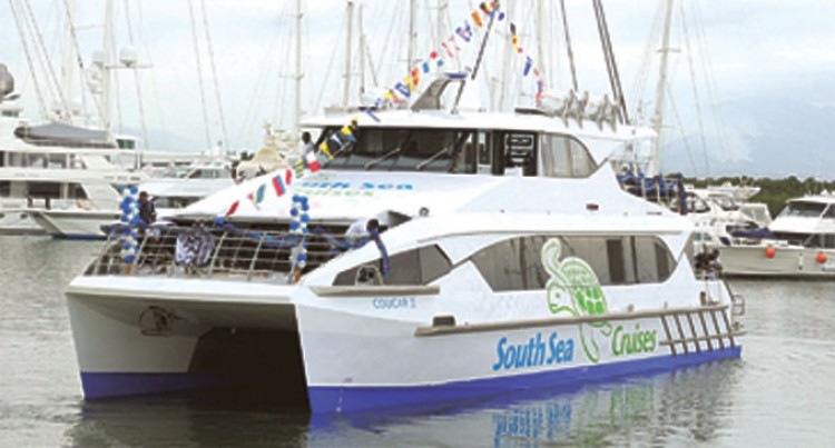 South Sea Cruises Notes Growth in Chinese Clientele