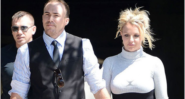 Splitsville for Britney Spears, David Lucado