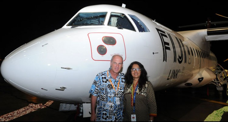 New Fiji Link ATR brings better experience