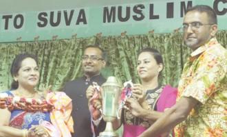 Suva Muslim Tops Awards Night
