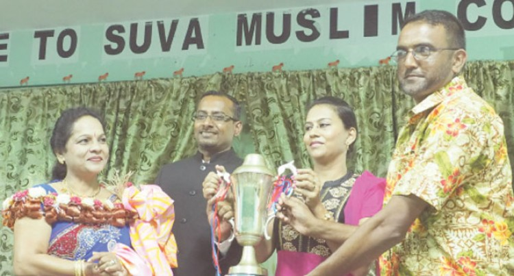 Suva Muslim Tops Awards Night