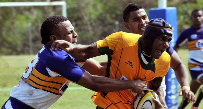 Suva Rugby Battle Heats Up