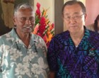 Fijian-Owned Hotel Hosts UN's Ban Ki-moon