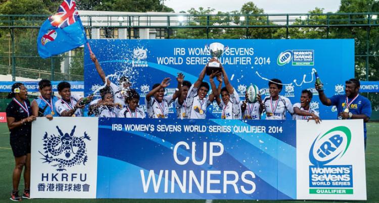 Serevi Applauds Fijiana