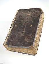 The Codex Zacynthius features 176 leaves of parchment.