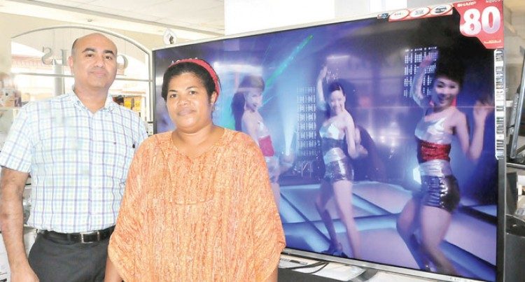 $300 Shopping Gets Tanumi $21,000-Worth TV