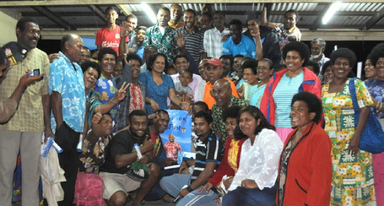 Kavoli Residents Want To Give FijiFirst A Chance