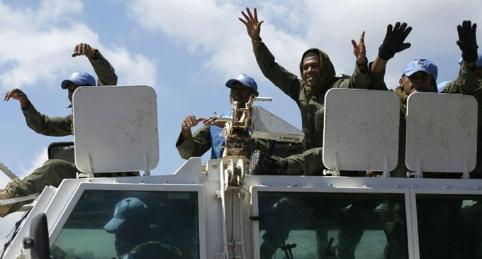 Analysis: Who Duped These Ex-Peacekeepers, Claiming They're Owed Thousands?