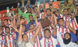 Canform Nasea Wins Muslim IDC