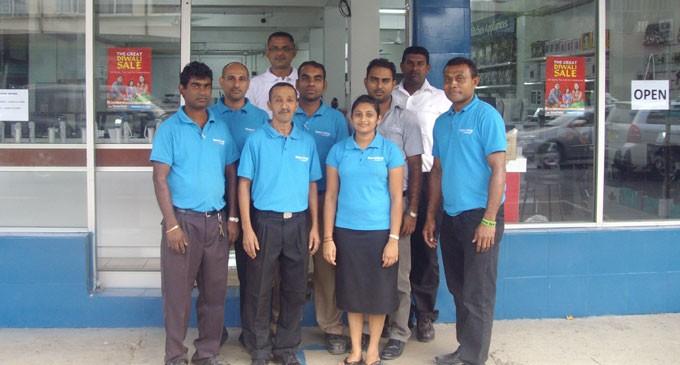 Vinod Patel's Home & Living Opens In Labasa