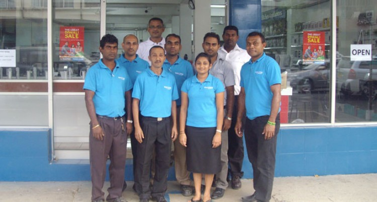Vinod Patel's Home & Living Opens In Labasa