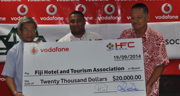 Vodafone Supports Tourism Event