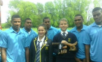 Fijians Ready For Aussies