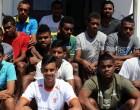 U20 Reps Camp In Ba