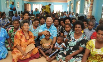 Beware Of Racial Comments: Bainimarama