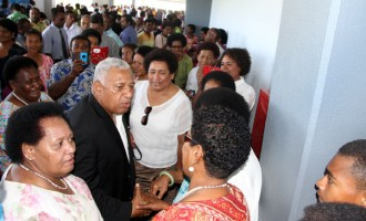 Prime Minister Voreqe Bainimarama – Man Of The People