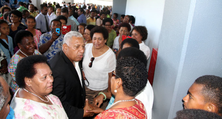 Prime Minister Voreqe Bainimarama – Man Of The People