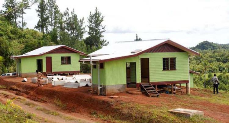 Vunidogoloa Centre Almost Ready