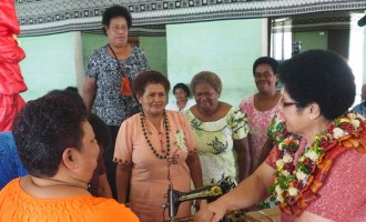 Sewing Machines To Improve Village Standards
