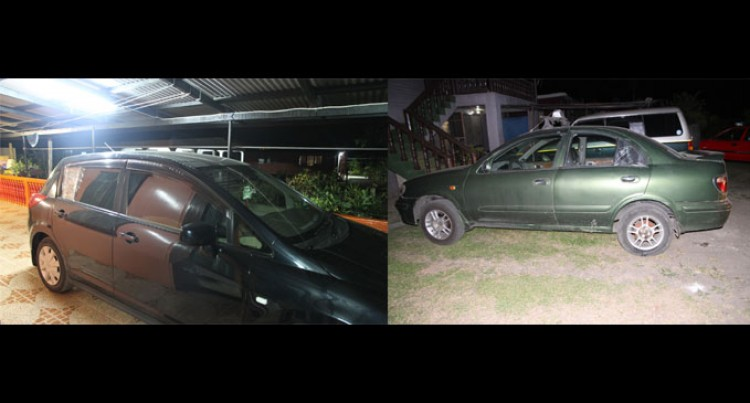 12 Waituri Cars Ransacked