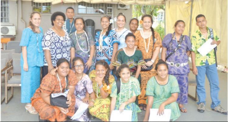 Wallis, Futuna Students Learn In Fiji