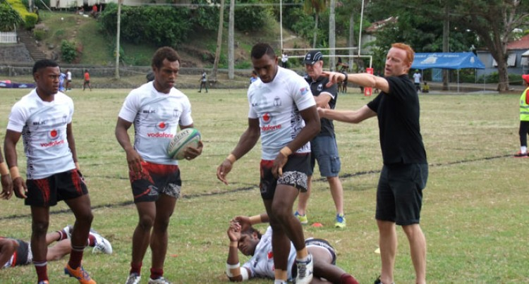 New Zealand Top Seeds For 2014 Oceania Sevens