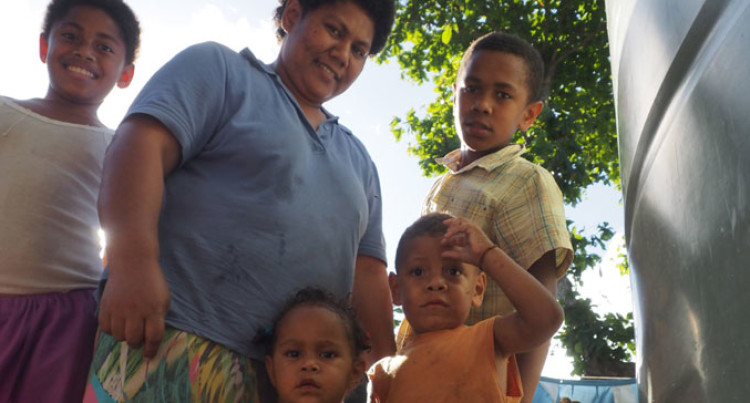 Delainavesi Children Sick, Water Unreliable: Vakatalai