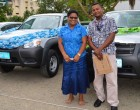 Two New Vehicles For Welfare Ministry