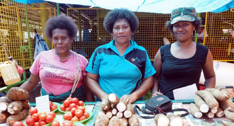 Brave Women Vendors Push On